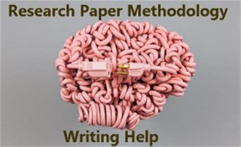 Method of research paper writing